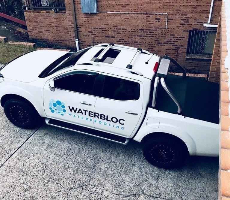 Waterbloc Car